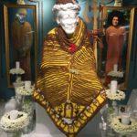 Baba in Rudraksha Robe